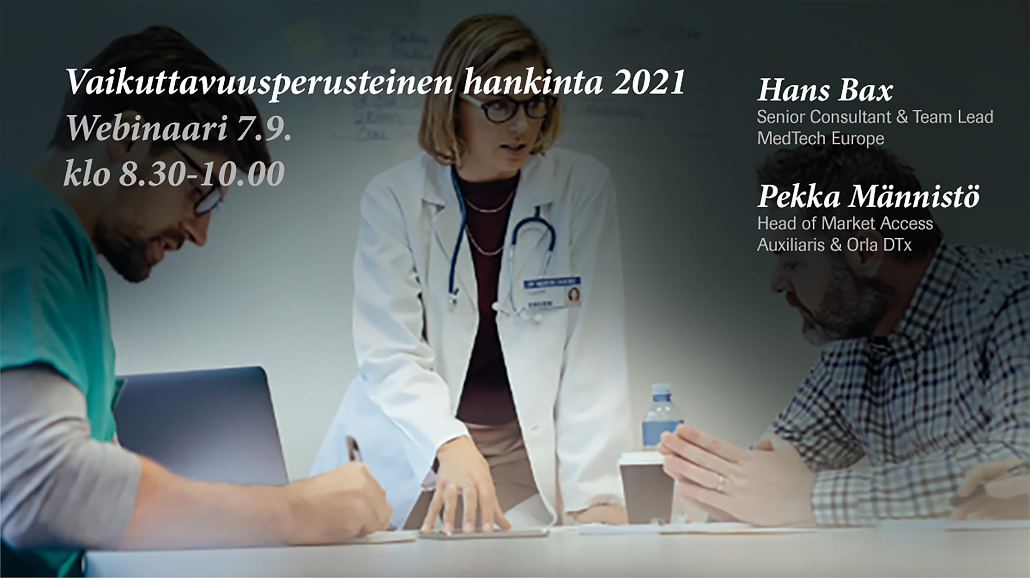 Vaikuttavuusperusteinen hankinta 2021
